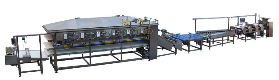 Baklava Production Line