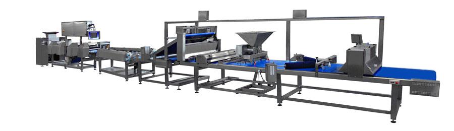 Burek Production Line